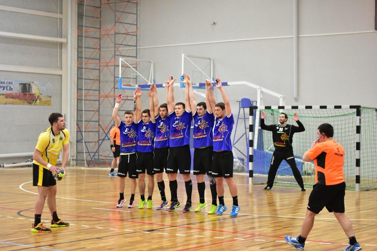 Заслуженная победа «Динамо-Виктор»