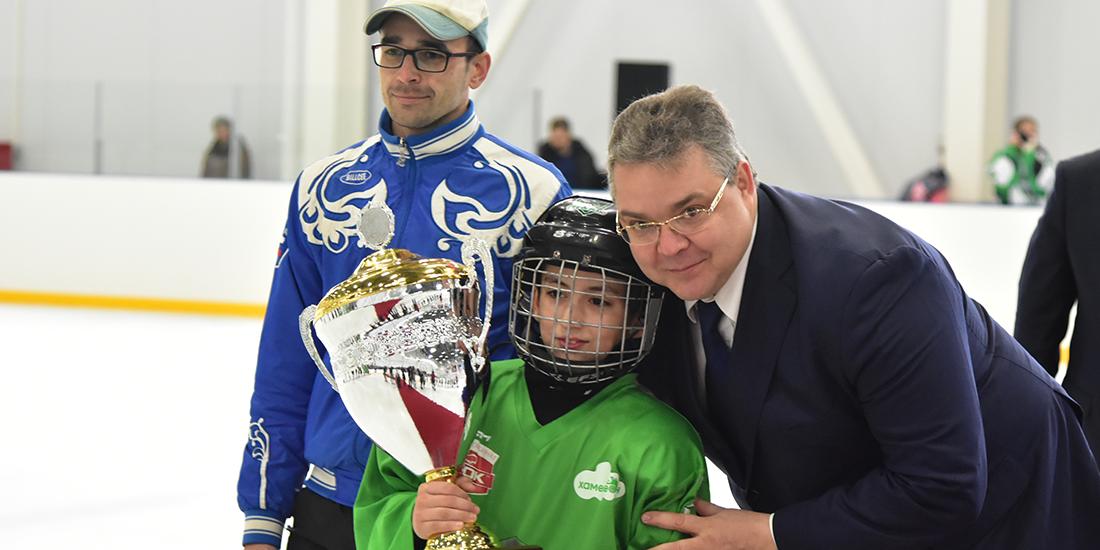 Хоккейный турнир на Кубок президента ПАО «Лукойл»