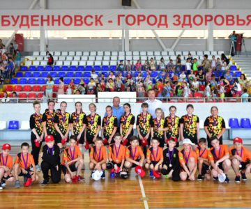 Большой спортивный праздник в СТЦ «Лукоморье»!