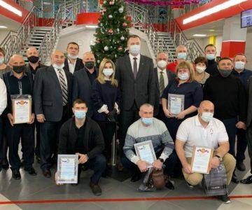 Тренеры «СТЦ «Лукоморье» награждены благодарственными письмами