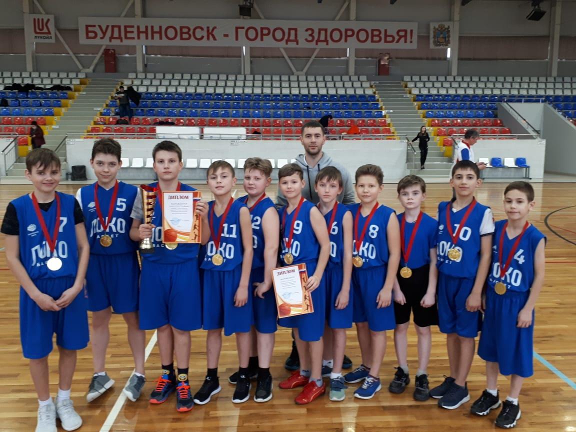 Баскетболисты «СТЦ «Лукоморье» одержали победу