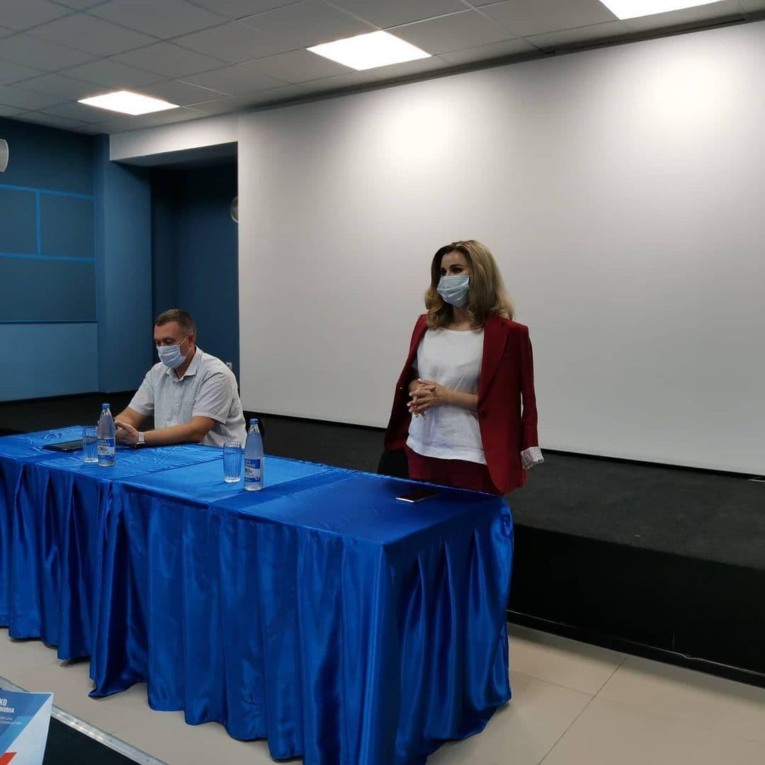 Рабочая встреча с Депутатом Госдумы